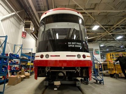 Bombardier announced 550 workers will be laid off taking effect the first week of November.