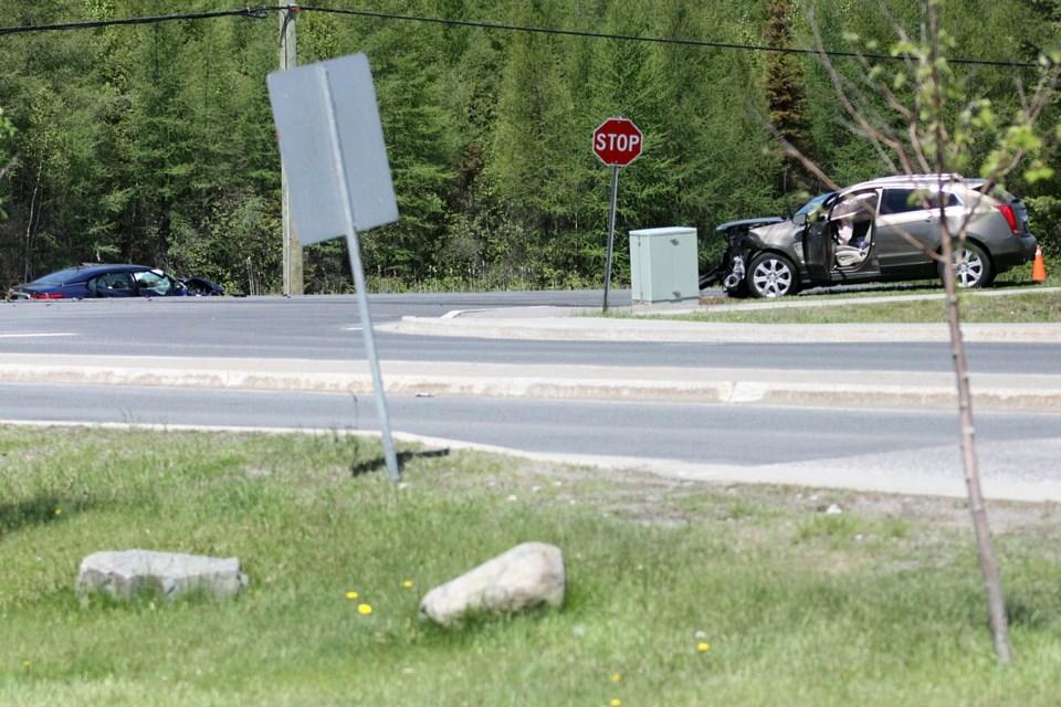 Golf Links Road crash