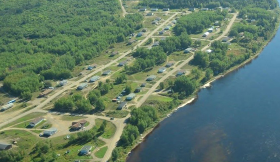 Marten Falls First Nation is about 440 km north of Thunder Bay  (ISC photo)