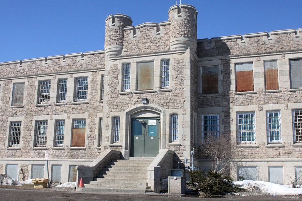 Thunder Bay jail