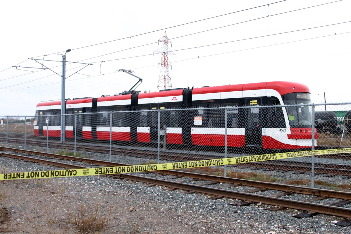 UPDATED: Trudeau says new federal transit funding will help Thunder Bay's Alstom plant