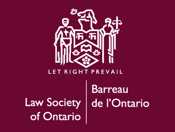 Law society of ontario graphic