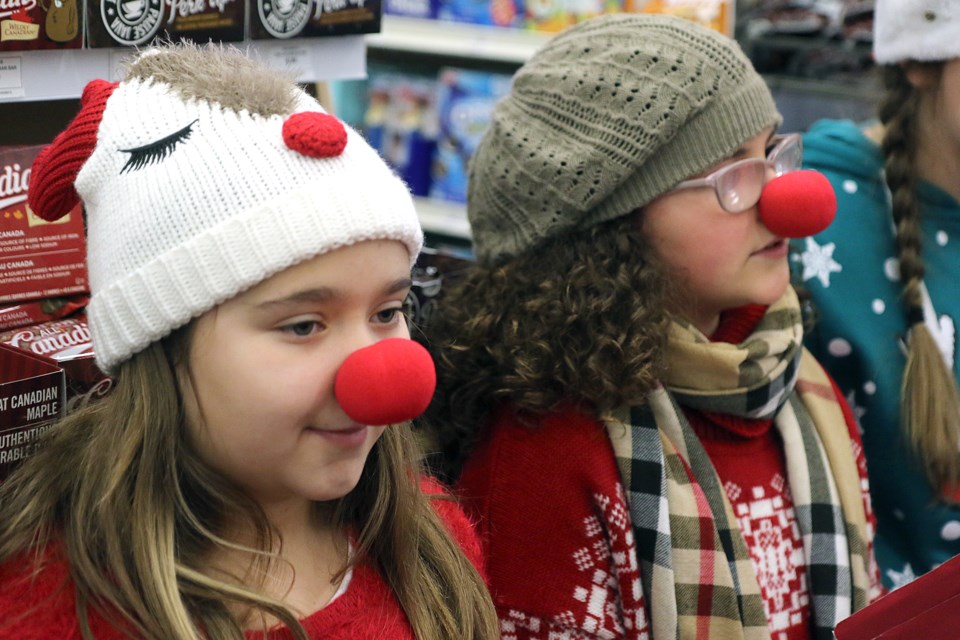Operation Red Nose Singers