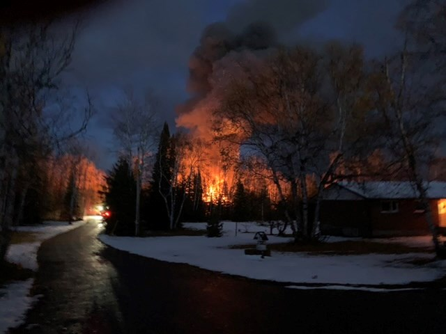 Hilldale Fire