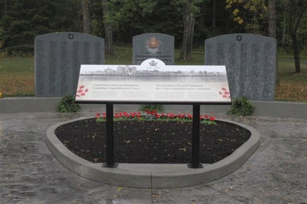 Military monument