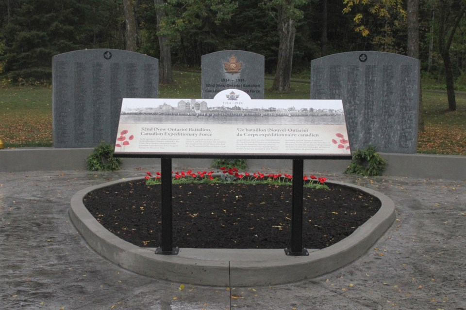 Military monument