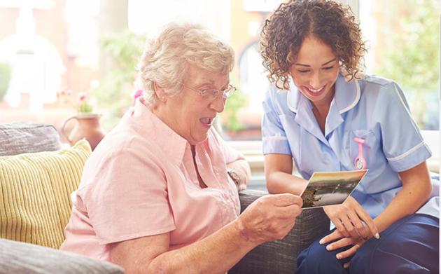 Paramed home health care