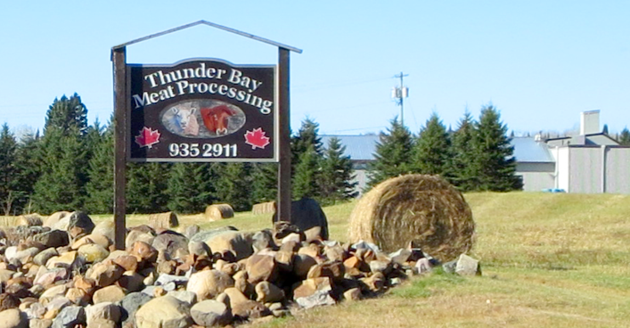 Thunder Bay Meat Processing good