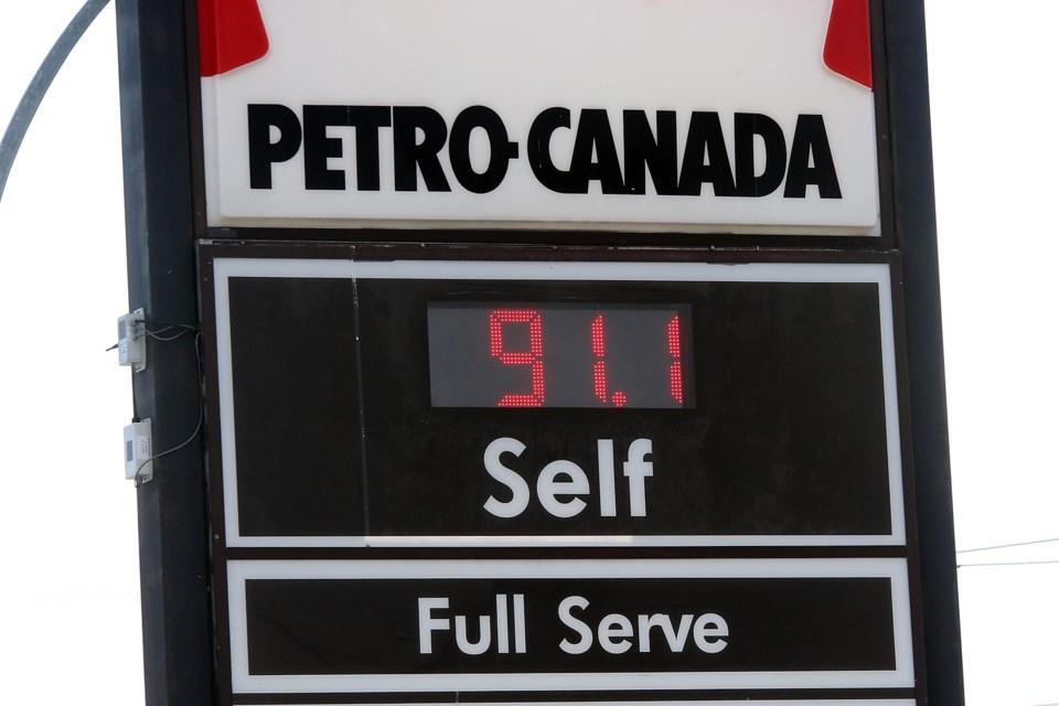 Gas Prices April 2020