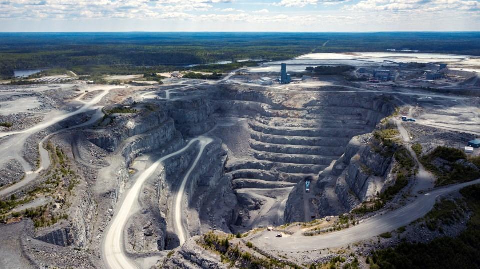 Lac des Iles mine 2019 new