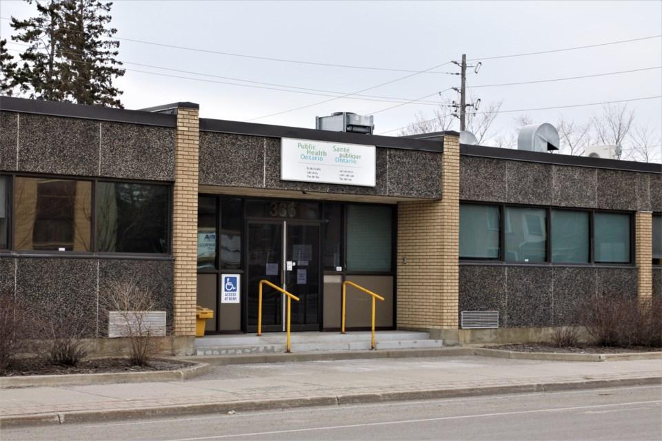 Public Health Ontario lab Thunder Bay 2