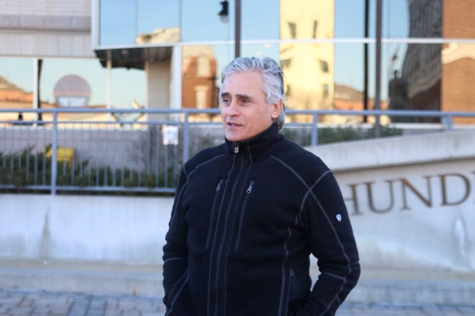 Mayor Bill Mauro