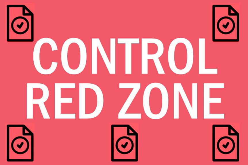Red Control Zone