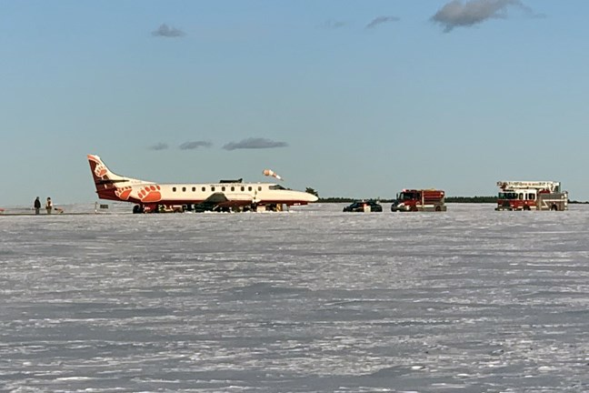 Safety board releases report on Bearskin Airlines mishap at Dryden  image