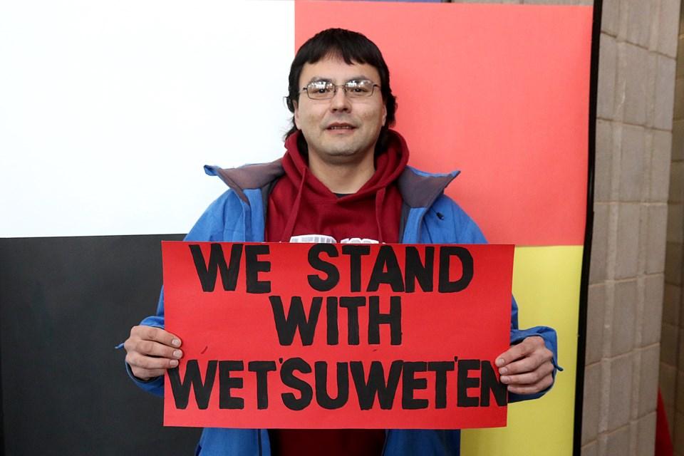 Port Coquitlam MLA calls Wet'suwet'en blockade 'a disgrace'