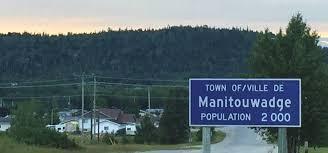 Manitouwadge