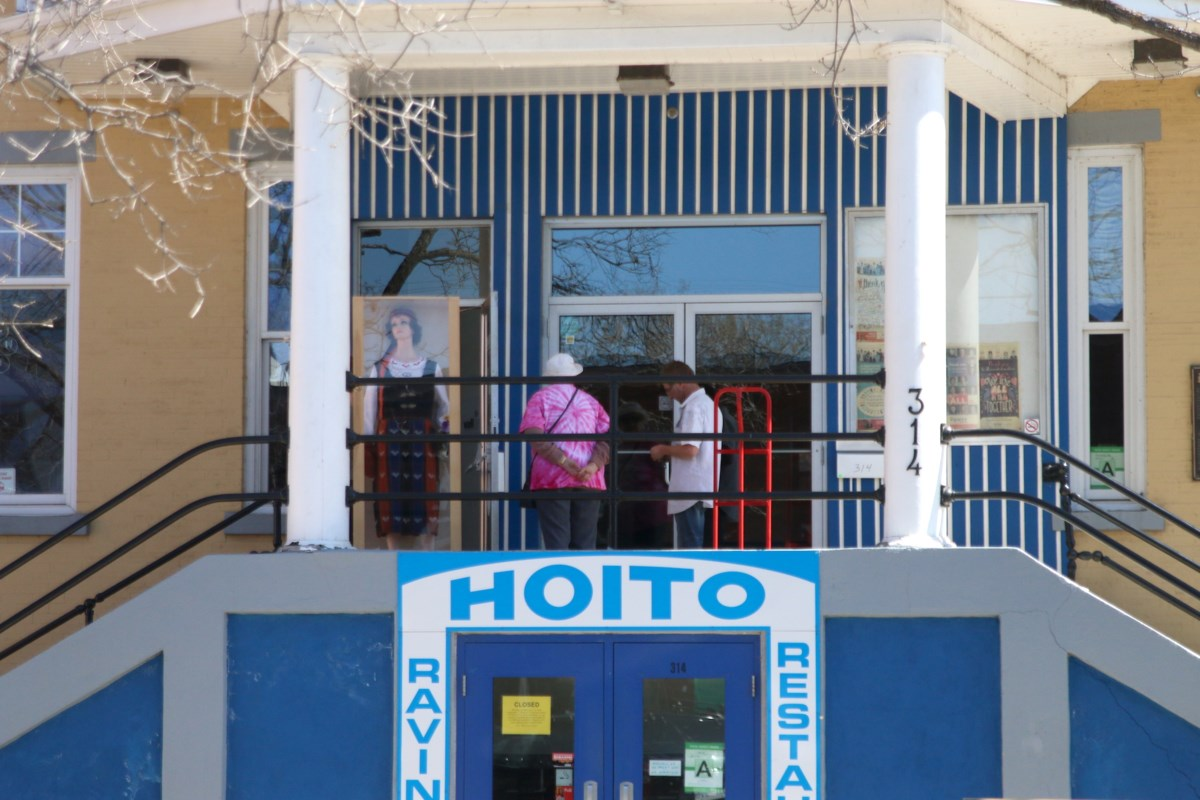 Hoito Restaurant files for bankruptcy