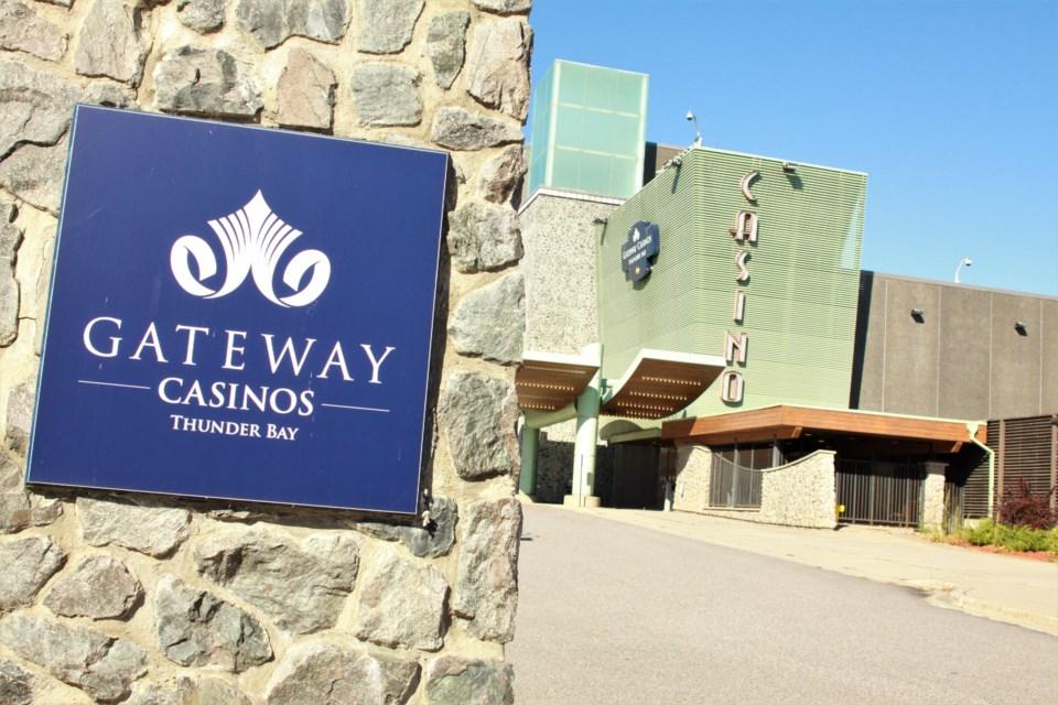 Thunder Bay Gateway casino stock