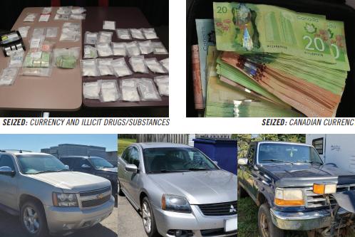 14 people charged in Northwestern Ontario drug bust