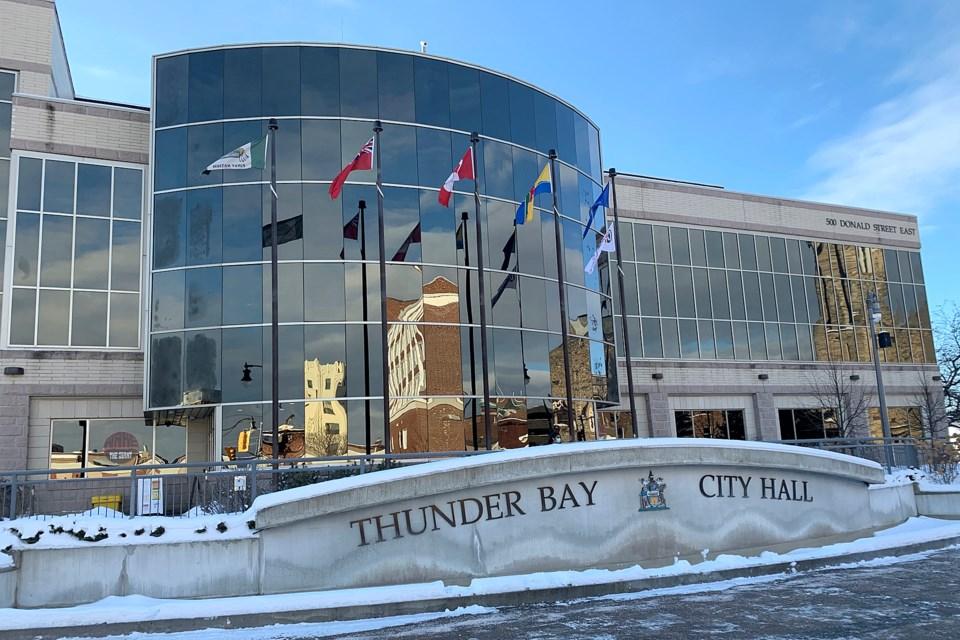 Thunder Bay City Hall 2021
