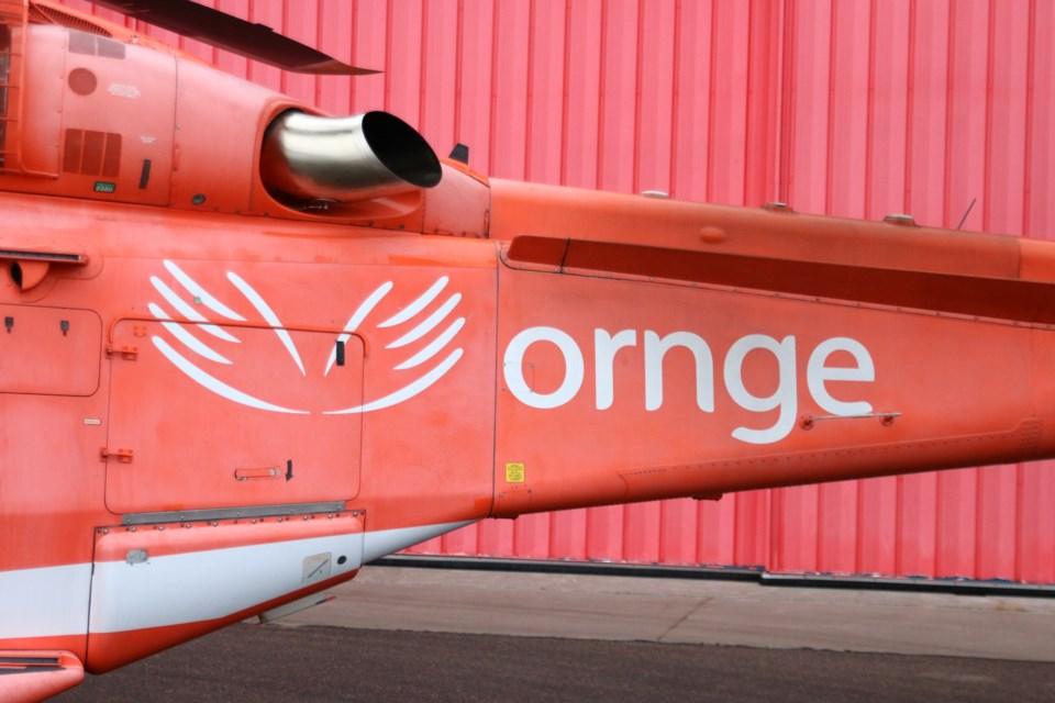 Ornge Thunder Bay Logo