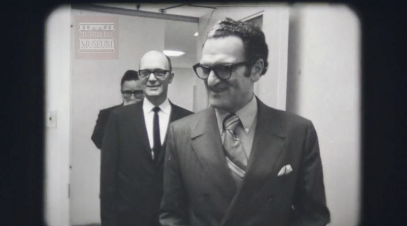 A new documentary on Saul Laskin, Thunder Bay's first mayor, was made possible through the Reel Memories of the Lakehead Project.