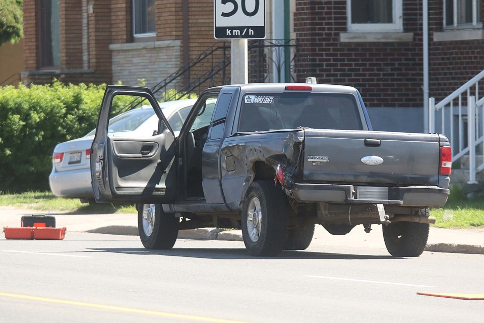 Simpson Street Crash
