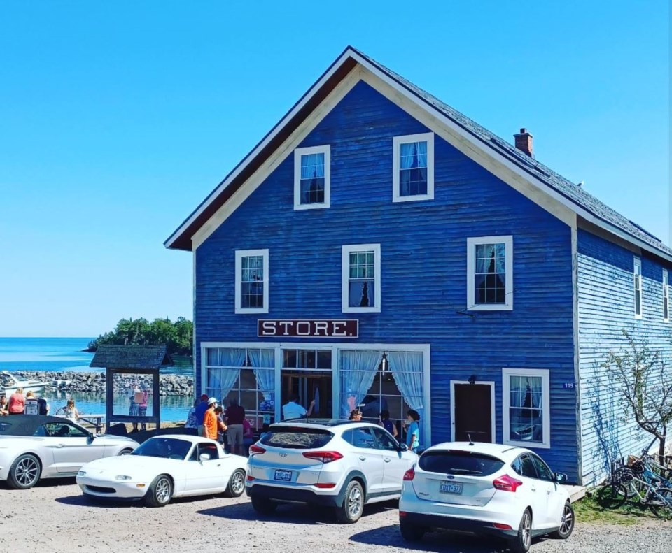 Silver Islet store