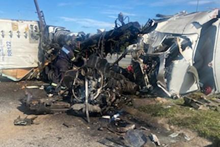 Sistonens Corner Crash Sept 11 2021
