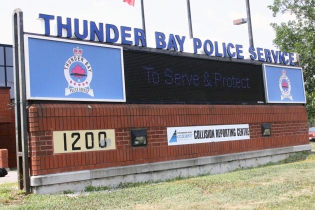 Thunder Bay Police station