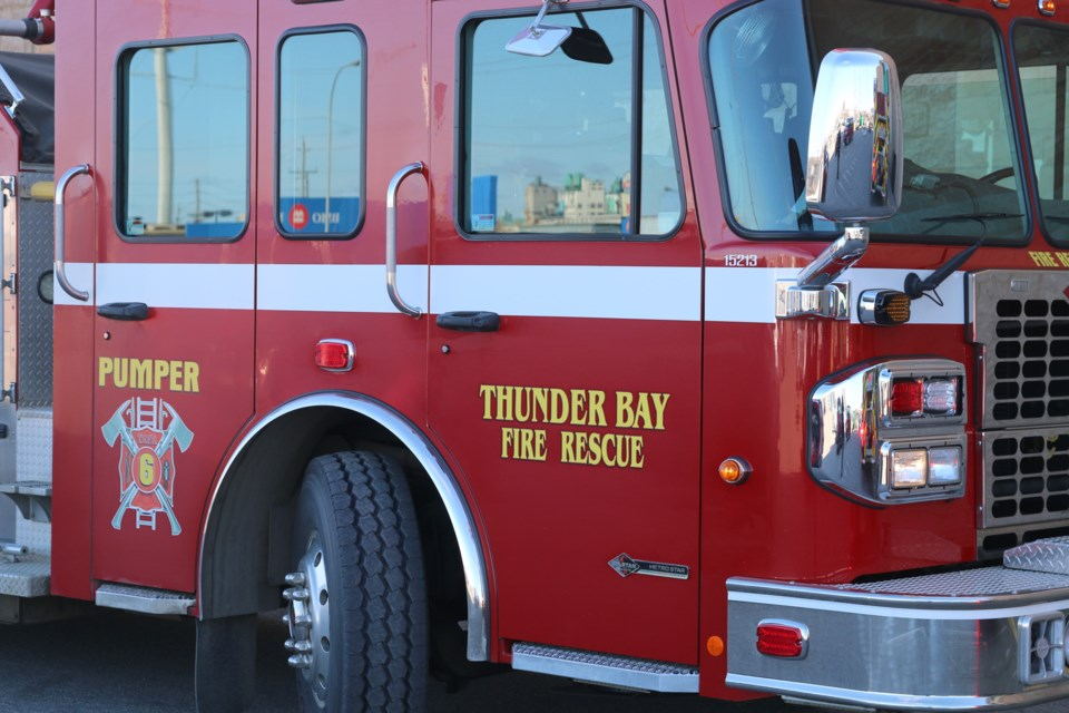 Thunder Bay Fire Rescue Stock 3