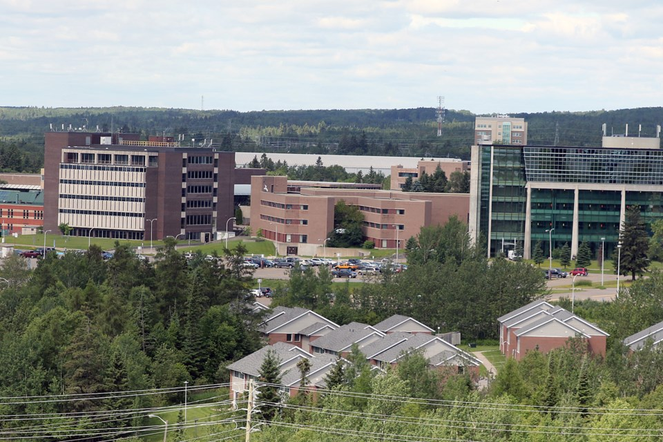 Lakehead from up high