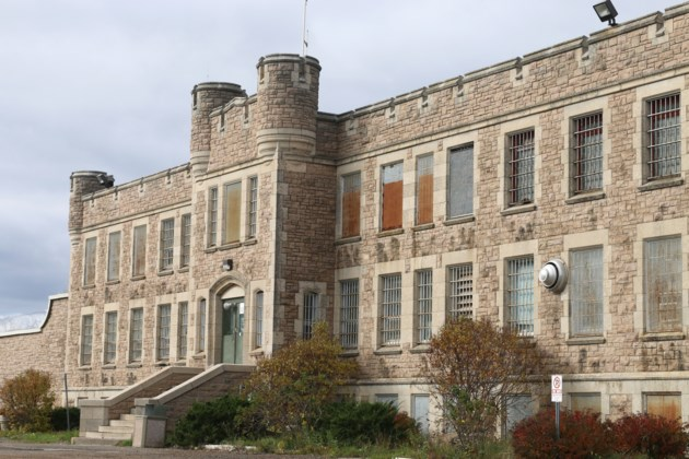 Thunder Bay District Jail Summer