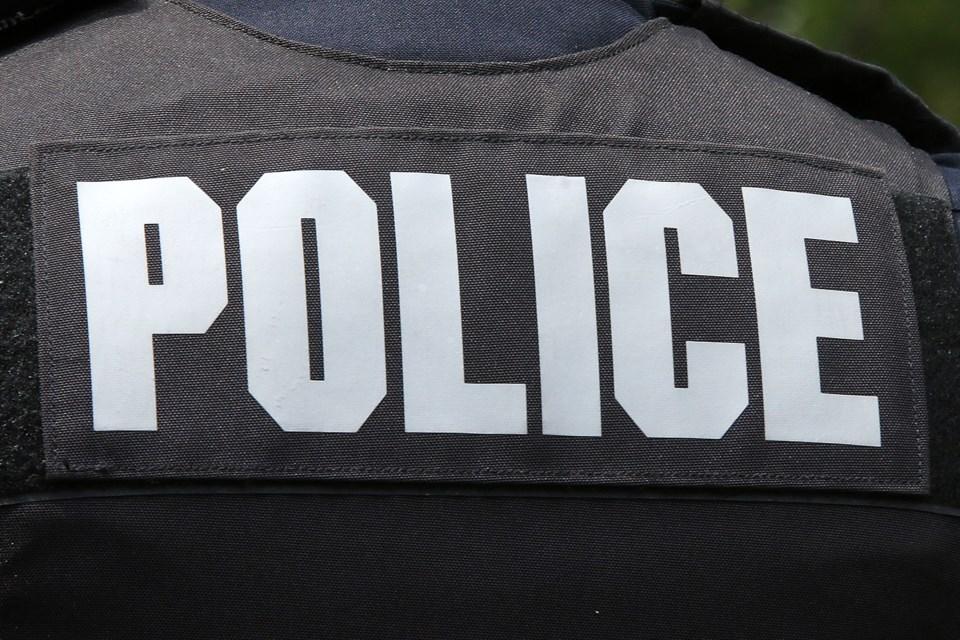 Police On Back