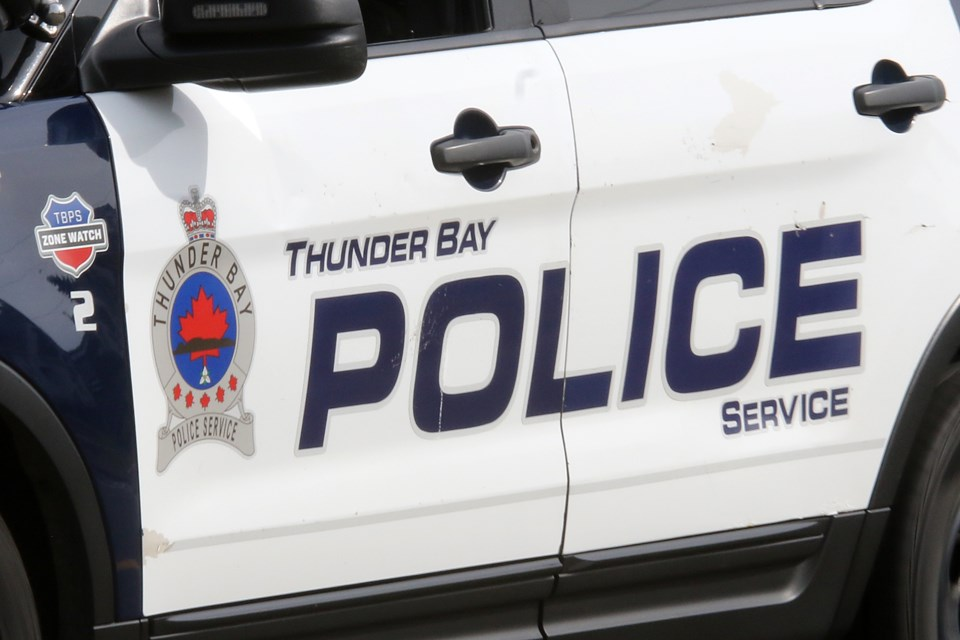 Thunder Bay Police Car