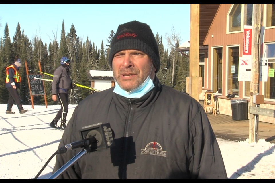 Dave Suttie is the general manager of the Kamview Ski Area in Thunder Bay (Cory Nordstrom/TBTV photo)