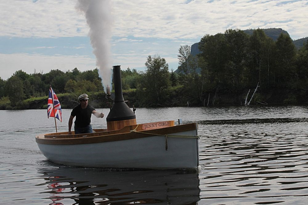 Local boat builder hits new heights with tugboat