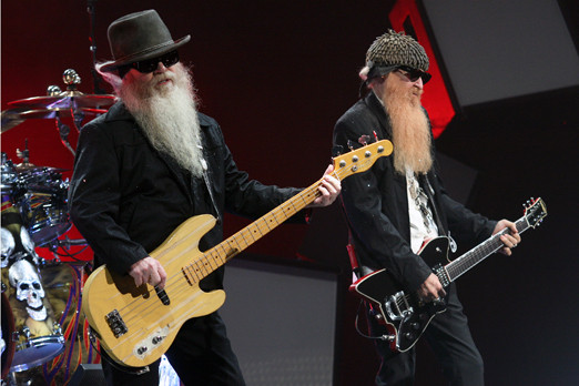 ZZ Top returns to the Auditorium in May