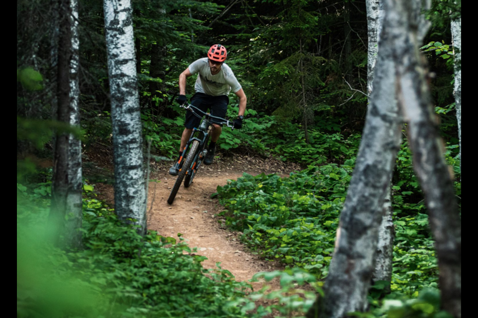 About 10 kilometres will be added to the existing 21-kilometre single track network (Black Sheep Mountain Bike Club/Facebook)