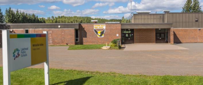 Whitefish Valley school