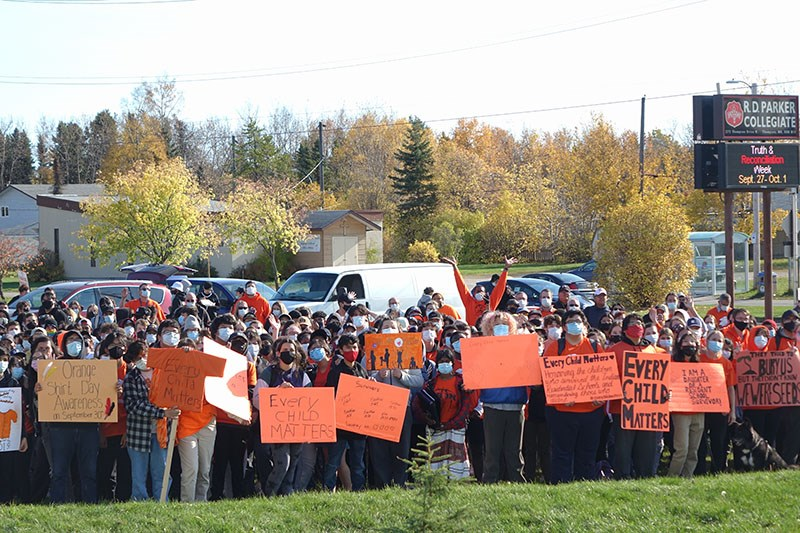 rdpc truth and reconciliation walk oct 1 2021