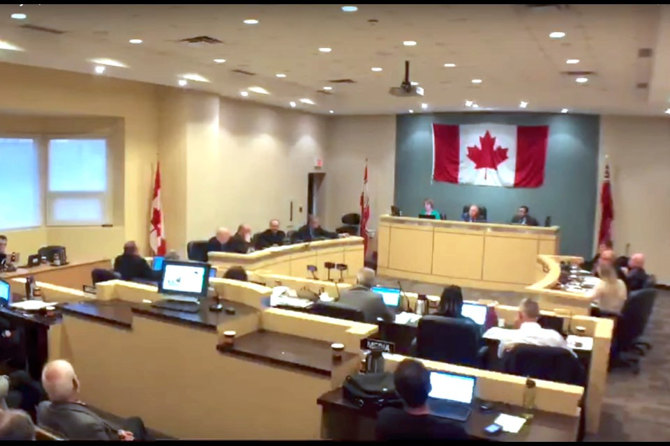 City Council debated and passed the new comprehensive zoning bylaw last night. Bob Liddycoat / Thorold News