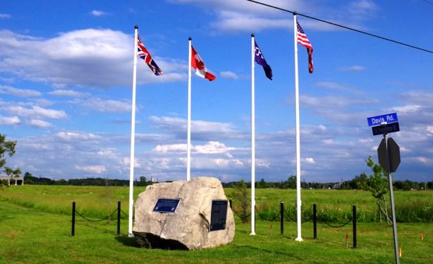 battle-of-beaverdams-monument