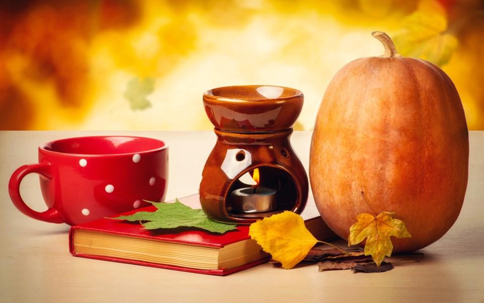 library-autumn