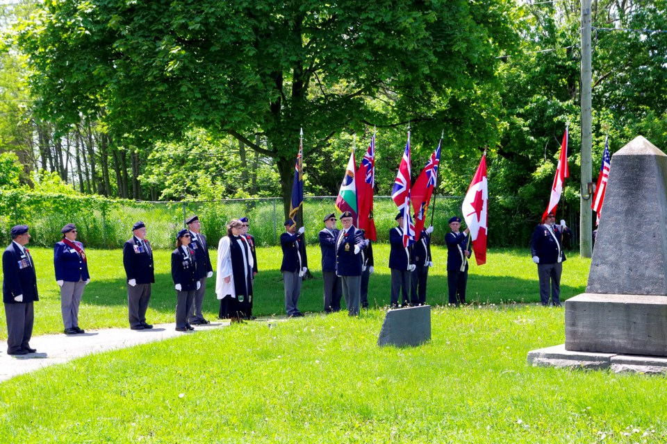 Preserving memories of the sacrifices made by Canadian armed forces will always be a primary role of the Royal Canadian Legion. Bob Liddycoat / Thorold News
