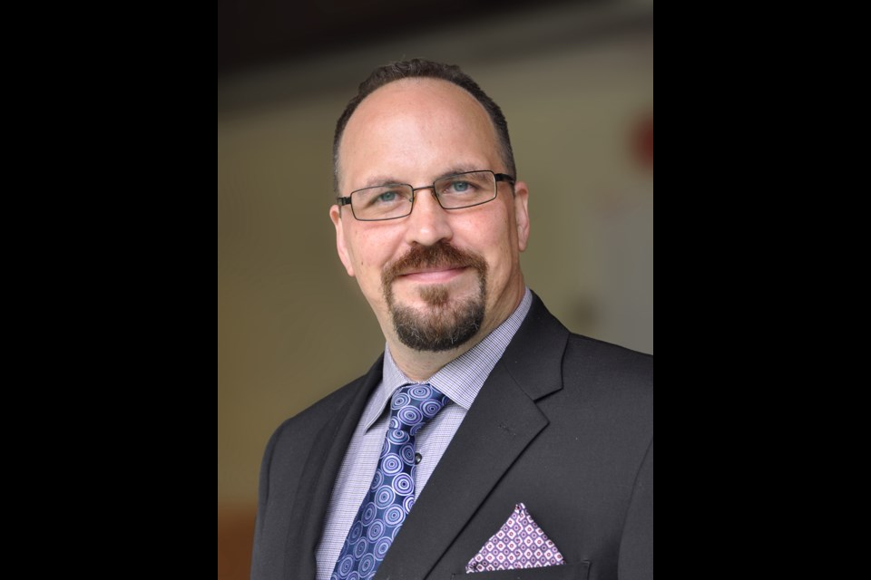 Jeffrey Sinclair, Homelessness Action Plan Advisor, Niagara Region. Submitted Photo