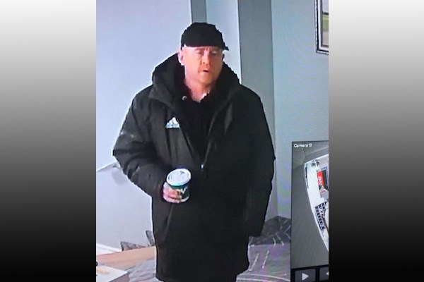 Suspect photo provided by Niagara Regional Police