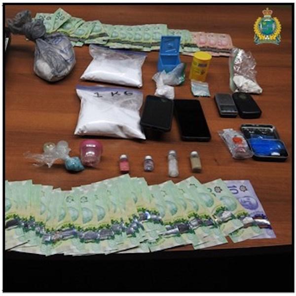 2020-08-07 NRPS Fort Erie drug bust