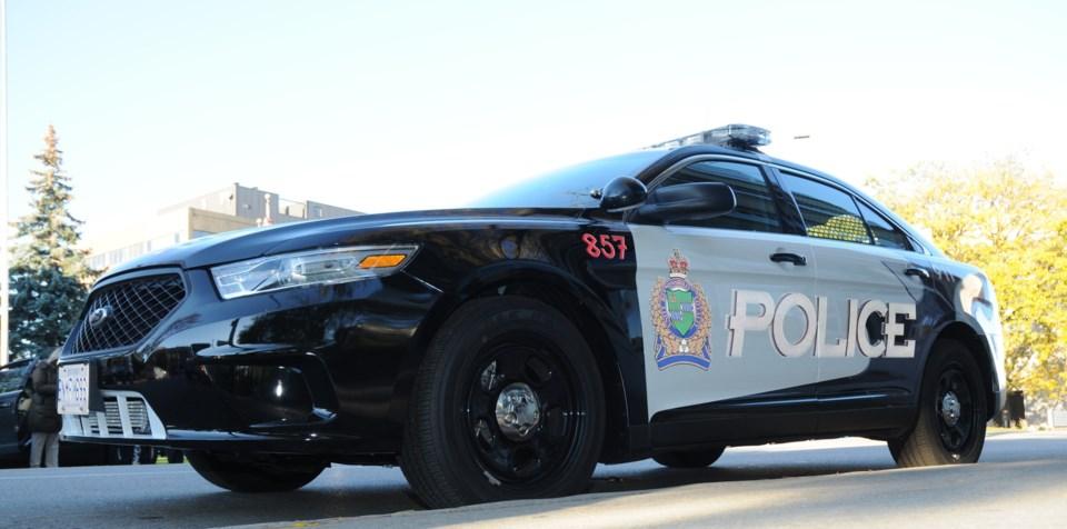 2021-04-05 Niagara Regional Police cruiser