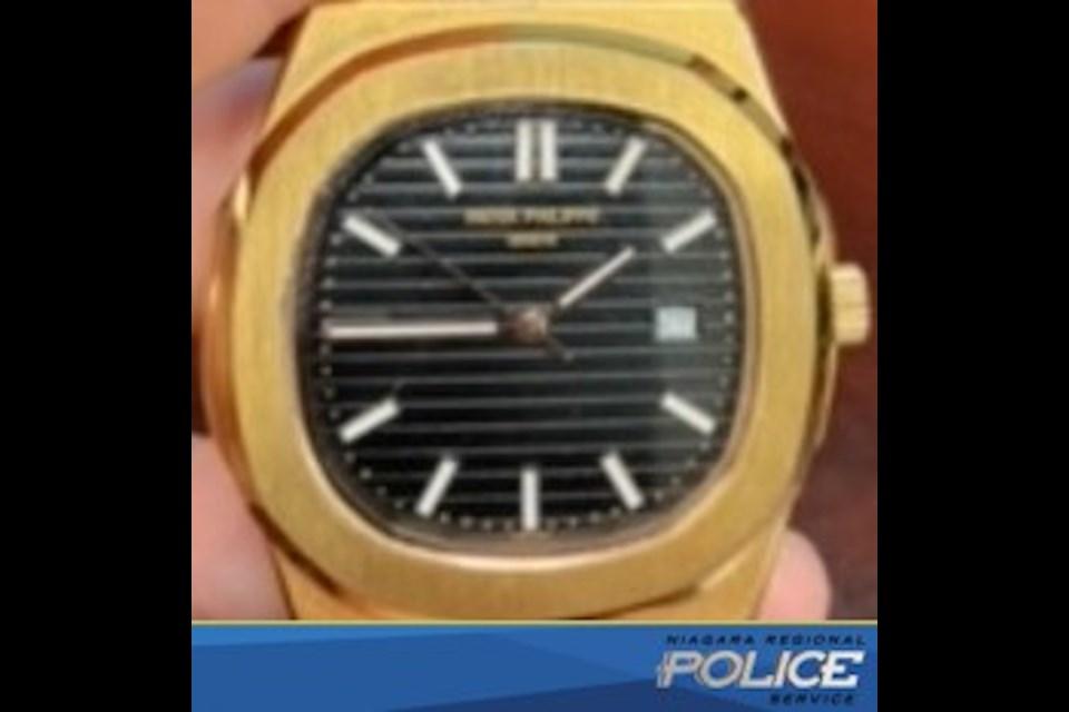 Watches found.